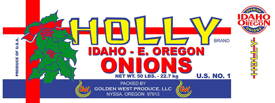 Holly Onions