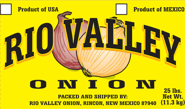 Rio Valley Onions