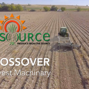 Crossover Harvest Machinery
