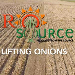 Lifting Onions