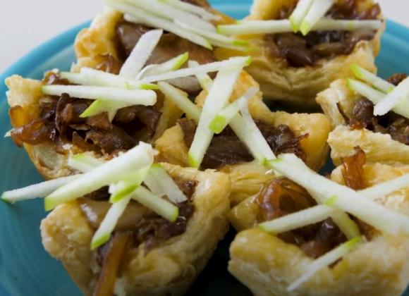 Onion Bites Recipe