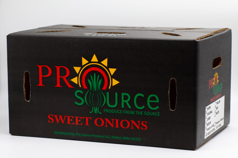 New Sweet Onion Packaging